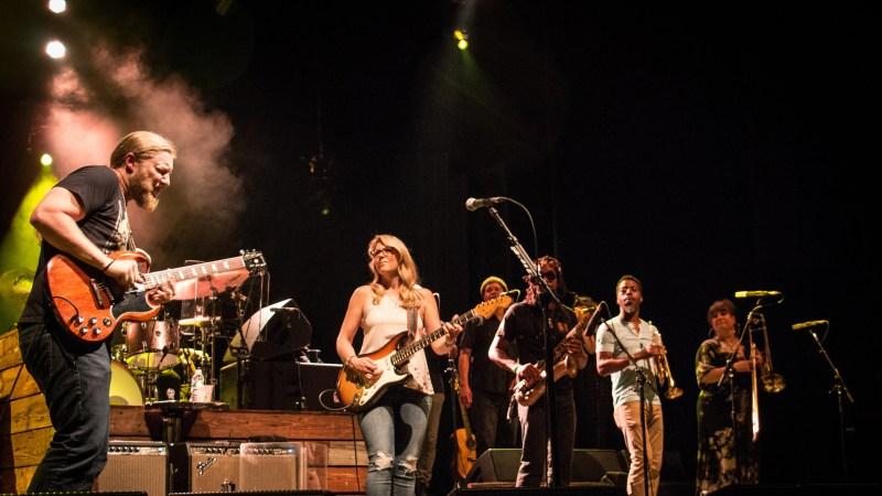 Tedeschi Trucks Band Reveal New Single and Announce Brand New Album