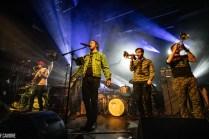 High & Mighty Brass Band - Jupiter Hall - Albany NY 2-11-2019 mirth films (7 of 42)