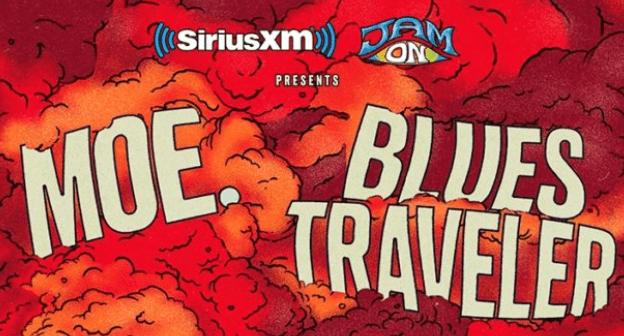 moe. & Blues Traveler Announce Co-Headlining Summer Tour Dates