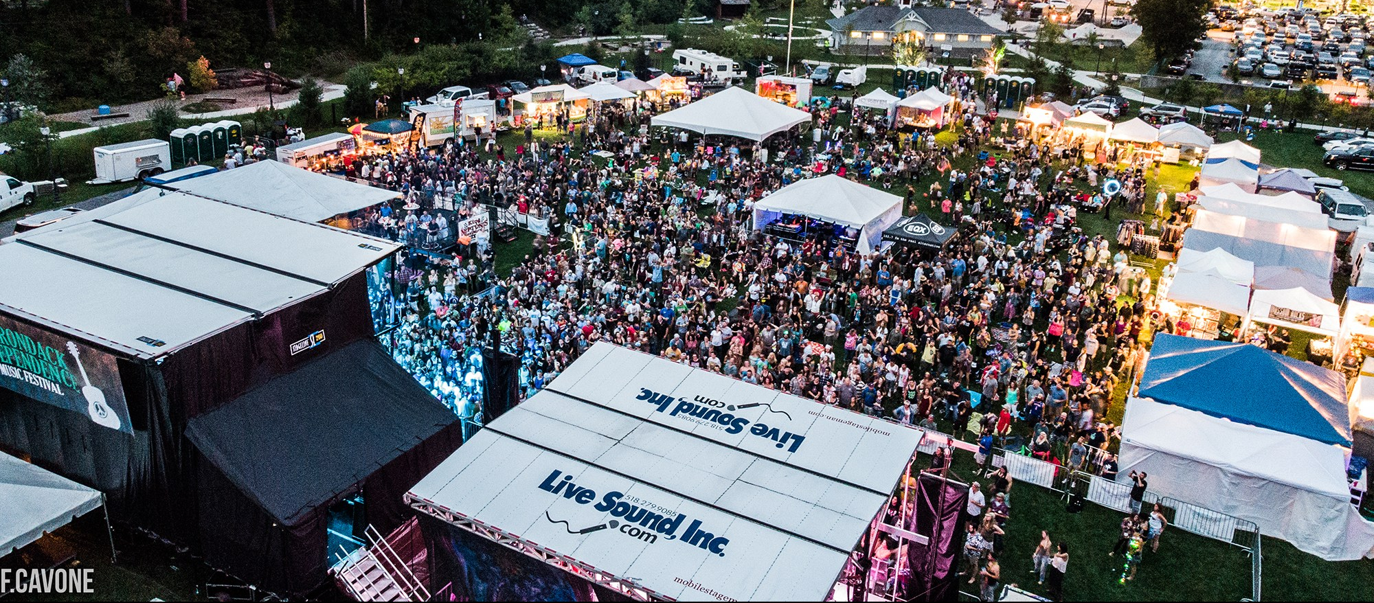Adirondack Independence Music Festival Announces 2019 Dates