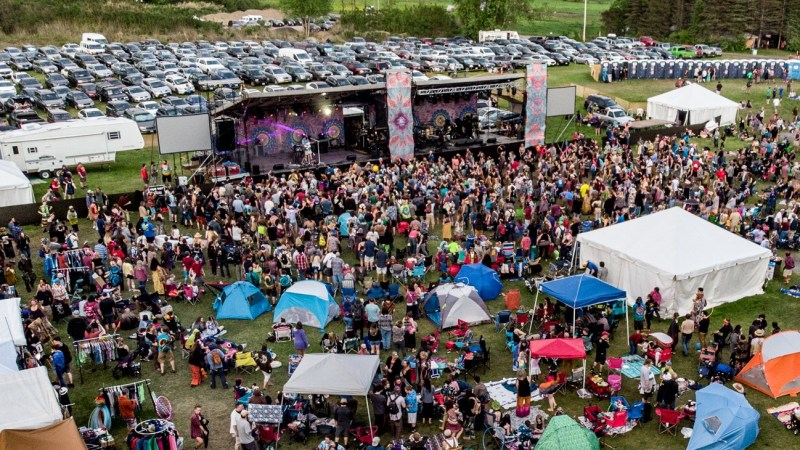 StrangeCreek Campout Shares Initial Lineup for 2020 Festival