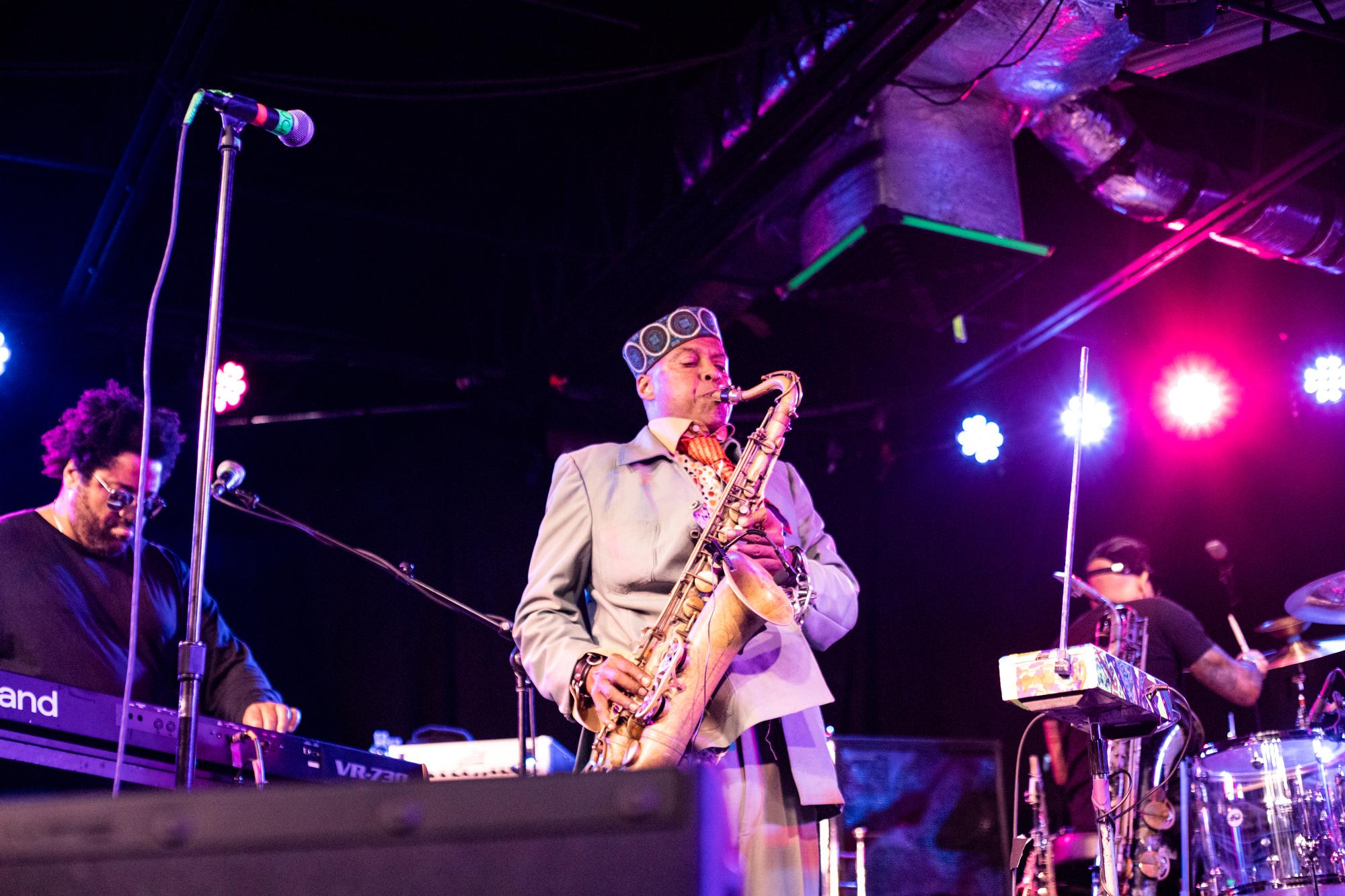 Recap: Fishbone At Upstate Concert Hall in Clifton Park, NY