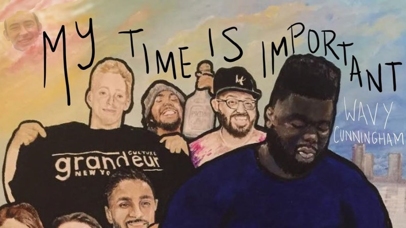 Album Review: Wavy Cunningham | My Time Is Important