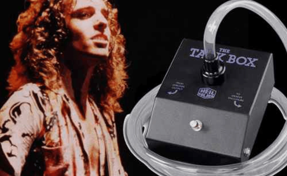 Five Guitarists Who Used The Talk-Box The Right Way