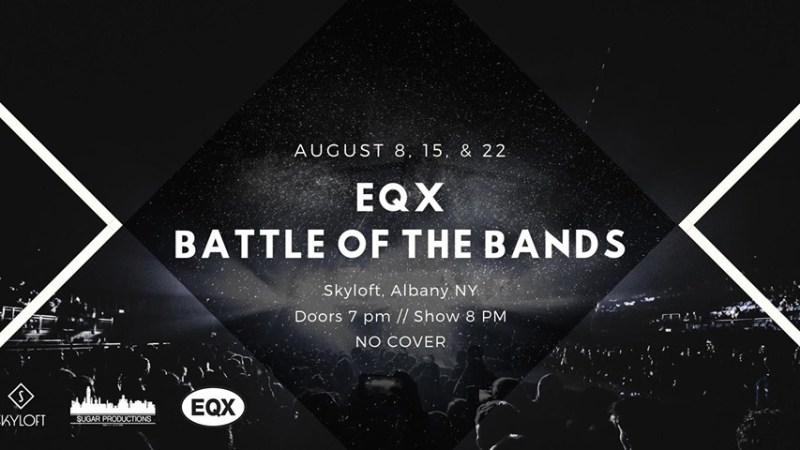 3rd Annual EQX Battle of the Bands at Skyloft features Bad Mothers, Millington