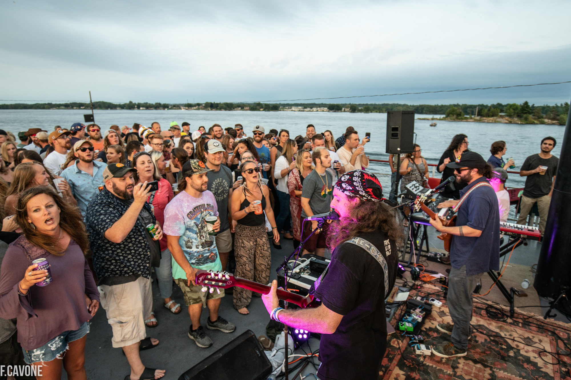 Annie In The Water Play To Sold Out  Boat Cruise on Alexandria Bay
