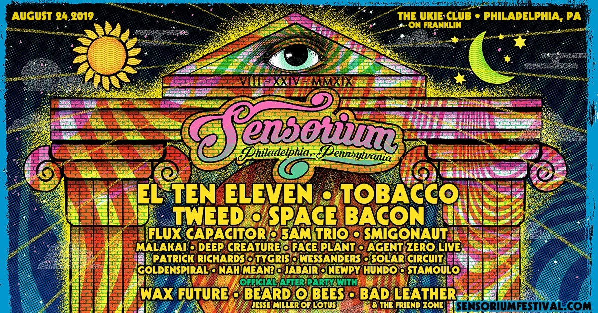 SENSORiUM Music & Arts Festival Set To Celebrate Diversity In Philadelphia