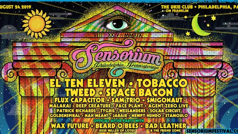 SENSORiUM Music & Arts Festival Set To Celebrate Diversity In Philadelphia