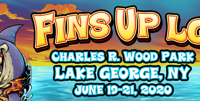 Fins Up LG Festival To Be Held In Lake George, NY June 2020
