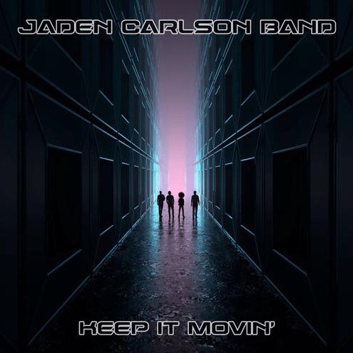 "Jaden Carlson Band Is Fun, Funky On ""Keep It Movin'"""
