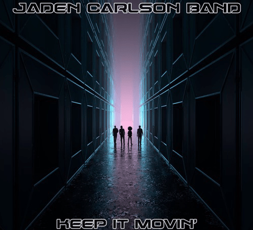 "Jaden Carlson Band Is Fun, Funky On ""Keep It Movin'"""
