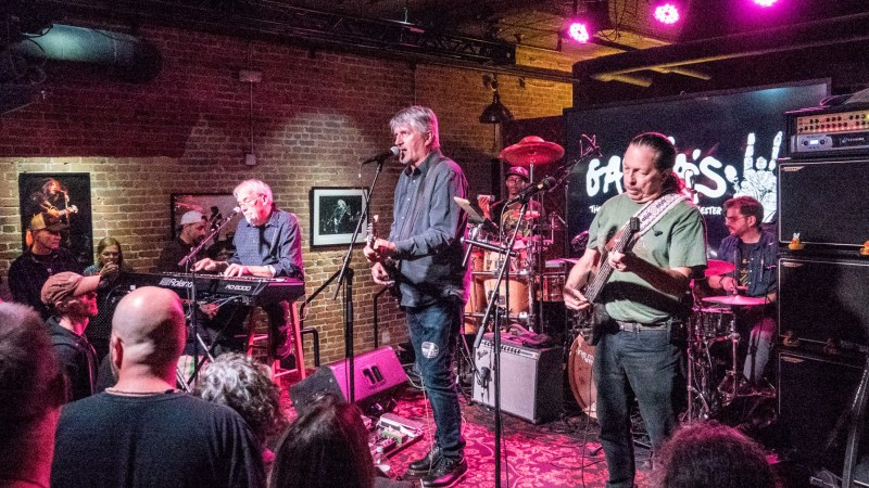 GALLERY: Max Creek Band at Garcia's in Port Chester, NY