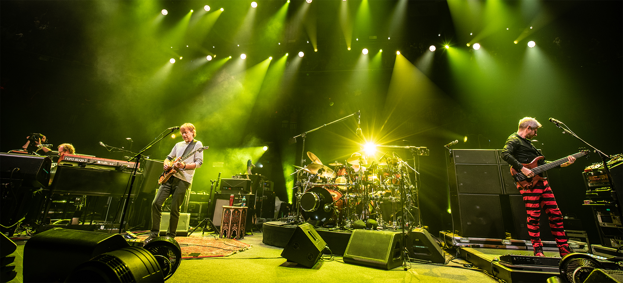 Phish Announce Special One Night Only Performance The Met Philly For SiriusXM