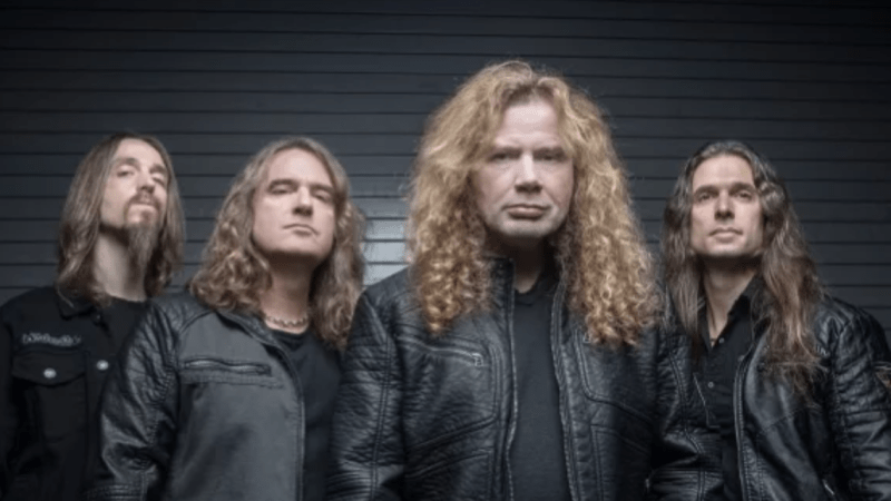 Megadeth's Dave Mustaine Has 'Completed' His Throat Cancer Treatments According To Bassist David Ellefson