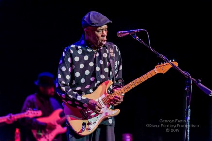 Buddy Guy and Kenny Wayne Shepard - Palace Theatre - Albany, NY 11-19-2019 (28 of 46)