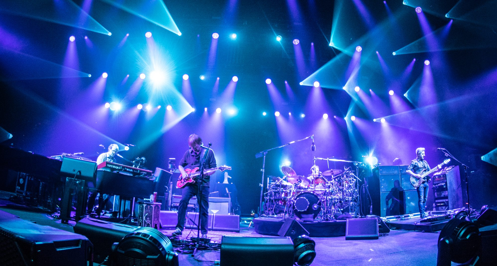 Phish Announces Summer & Fall 2021 Tour Dates