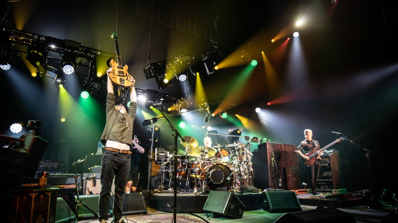 Phish Delivers Bust Outs at Tour Opener in Providence, RI