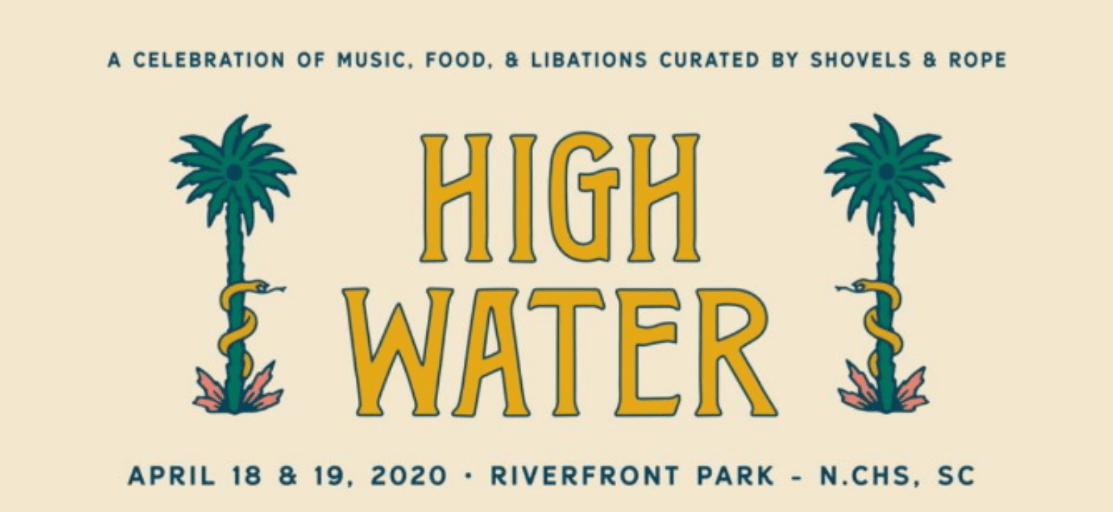 High Water Music Festival Shares 2020 Lineup