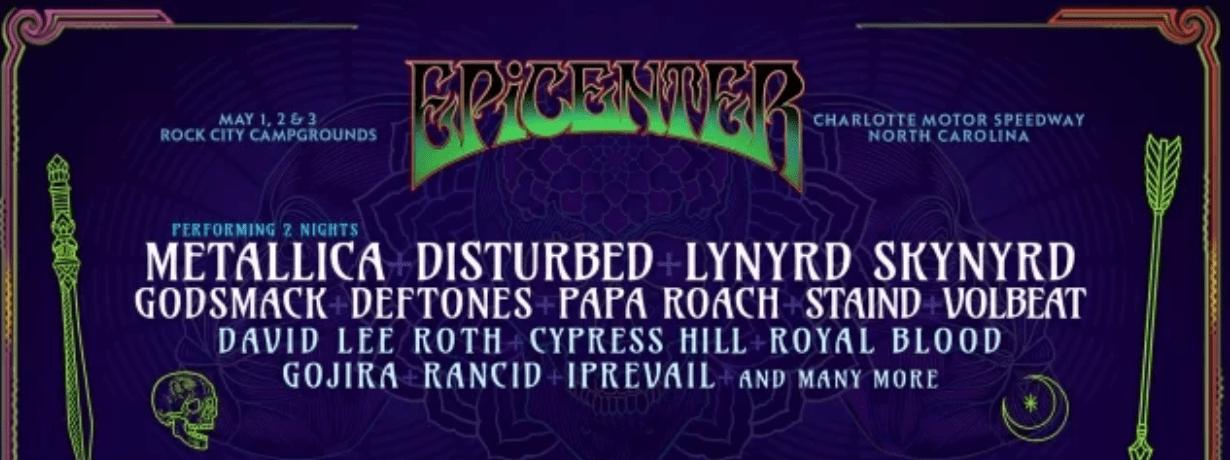 Epicenter Music Festival Announces 2020 Lineup