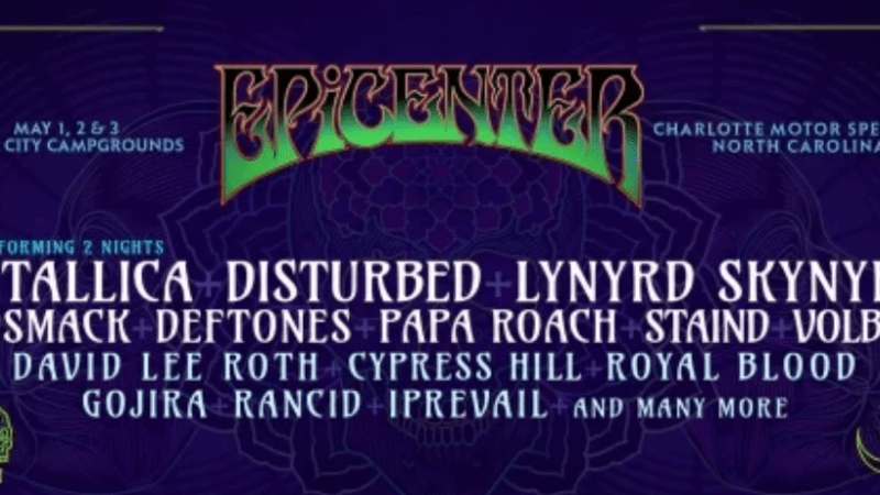 Epicenter Music Festival Announces 2020 Lineup