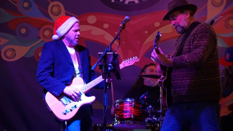 RECAP: Jam For The Holidays at Nanola