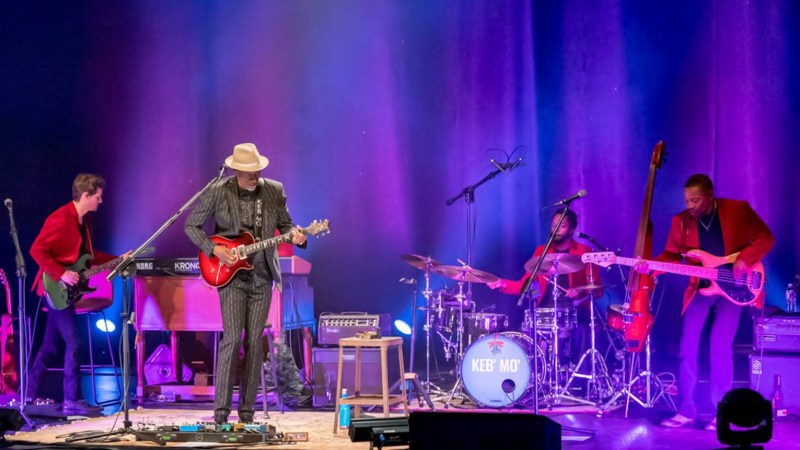 GALLERY: A Evening With Keb' Mo' at The Egg in Albany, NY