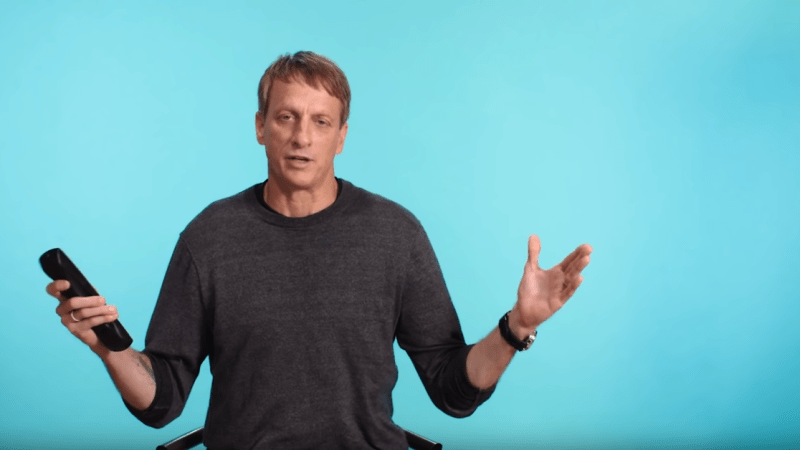 CHECKOUT: Tony Hawk Breaks Down Skateboarding Tricks in Movies
