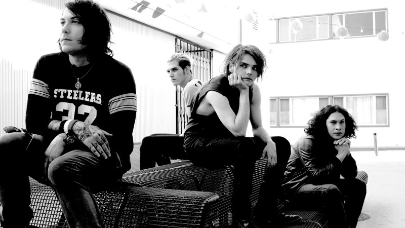 My Chemical Romance Announces North American Tour