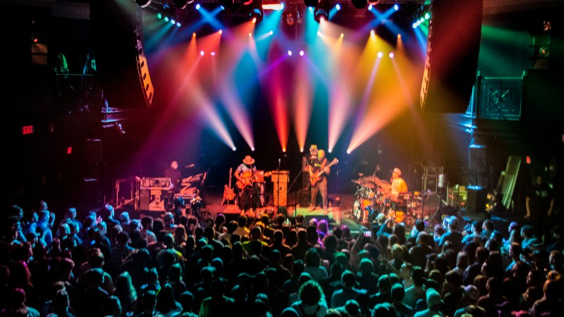 GALLERY: Twiddle at 9:30 Club in Washington, DC