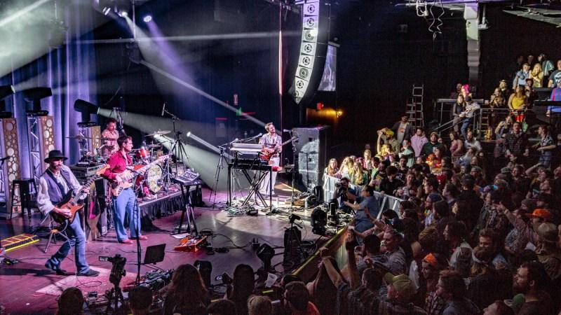 GALLERY: Aqueous at the Town Ballroom in Buffalo, NY | Night 1