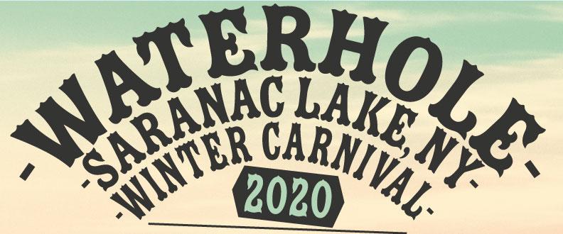 PREVIEW: Waterhole's Winter Carnival 2020 Schedule   Saranac Lake