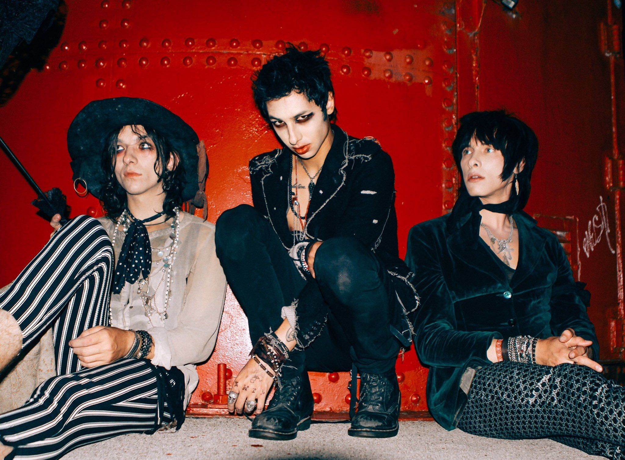 Palaye Royale Announces Upcoming 'The Bastards' North American Tour