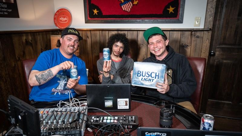 Ep. 43: Busch Latte | Kinda Live Kinda Livin' Podcast