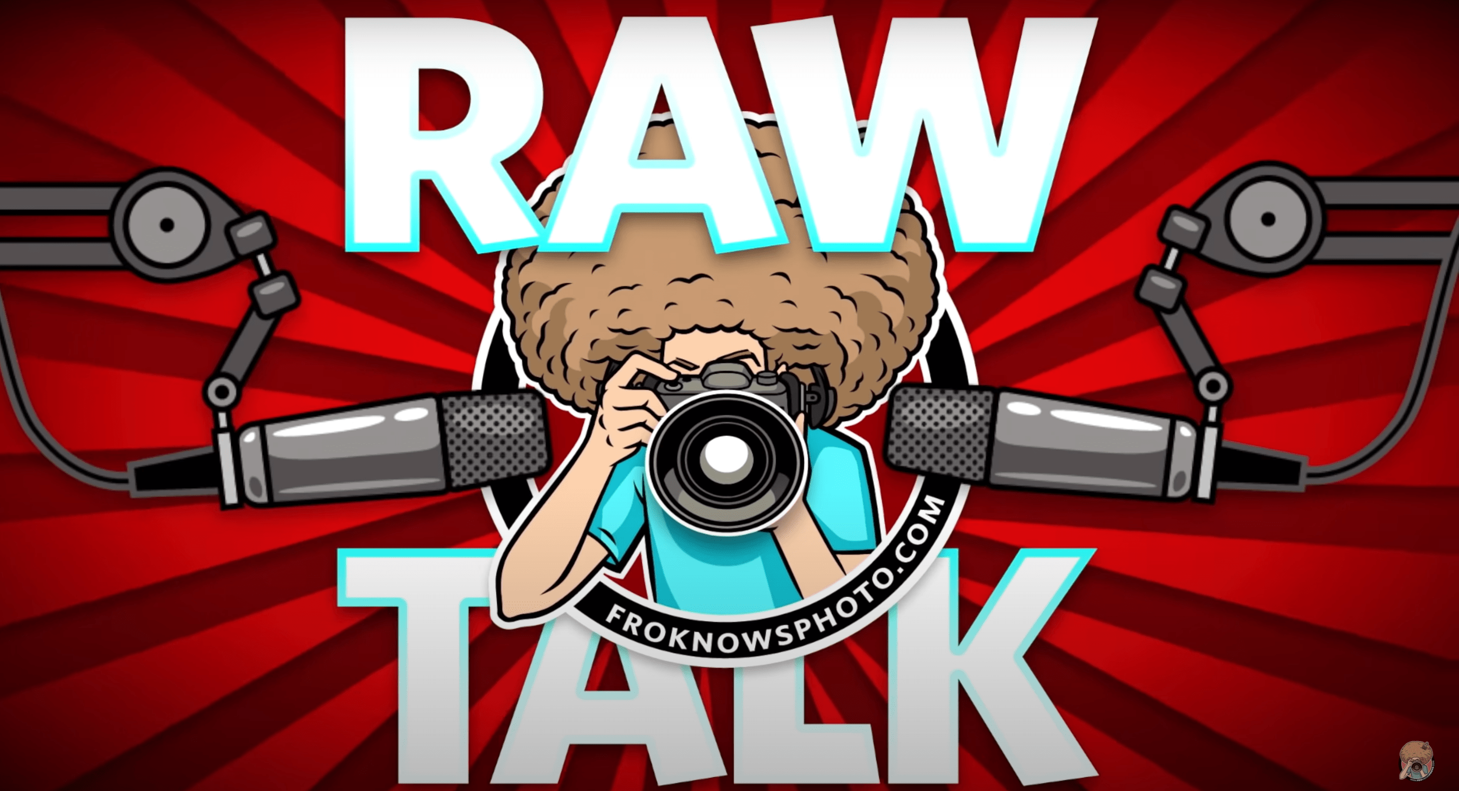 Jared Polin Reboots FroKnowsPhoto's RAWtalk Podcast