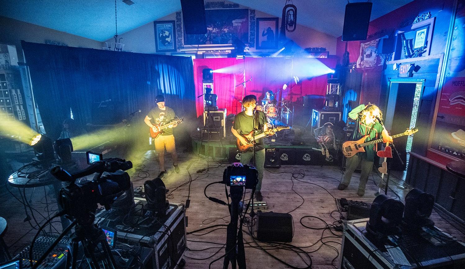 VIDEO: The DeadBeats Live From Nanola in Ballston Spa, NY