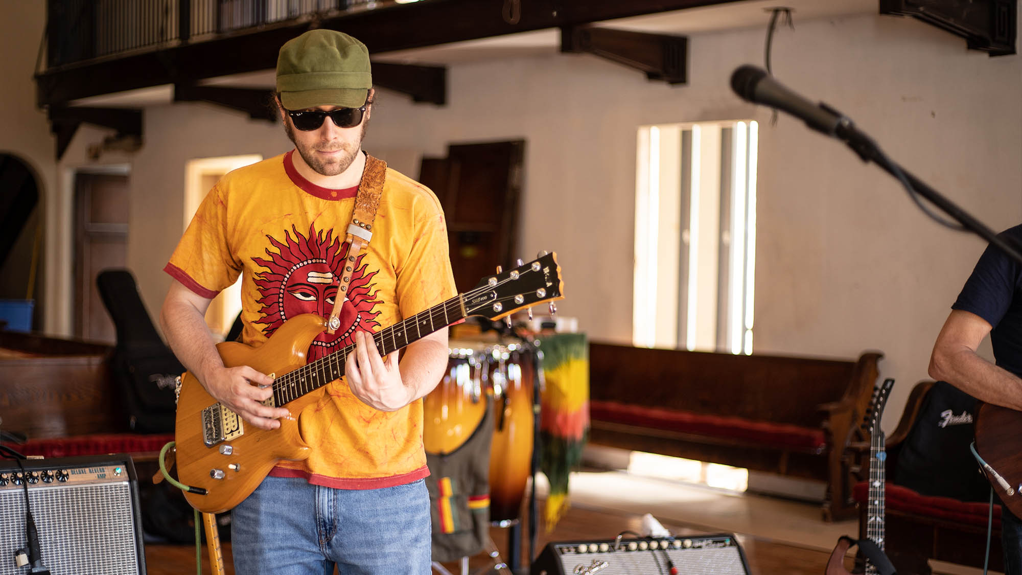 VIDEO: Brian LaPoint & The Joints Perform at Lark Hall in Albany, NY | Window Sessions #3