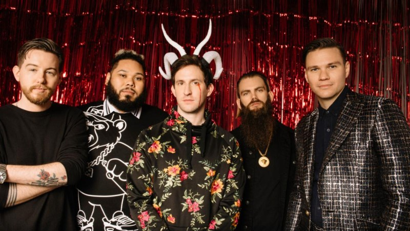 "Dance Gavin Dance Release New Music Video for ""One in a Million"""
