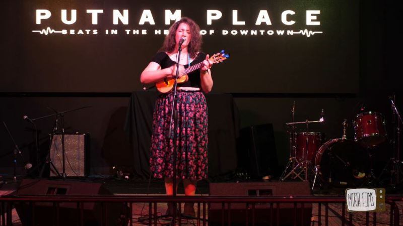 Angelina Valente – Maybe It's The Way | Putnam Place Saratoga Springs, NY