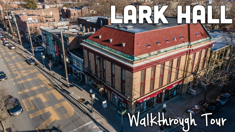 VIDEO: Lark Hall Walkthrough Tour | Albany, NY