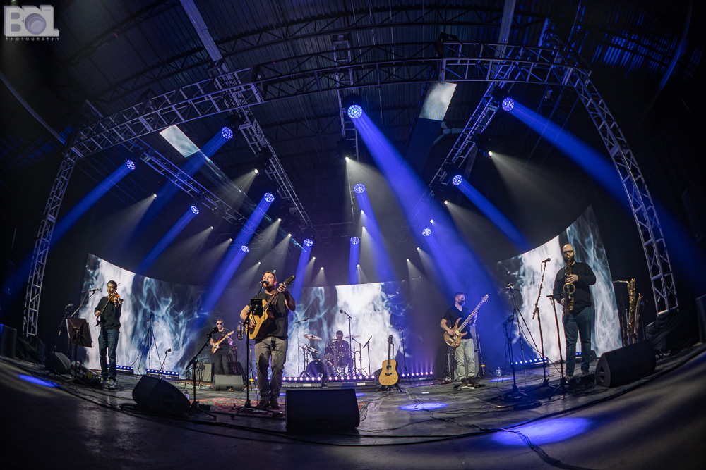 VIDEO: Crush: A Dave Matthews Tribute Performs at Audio Spectrum in Randolph, MA