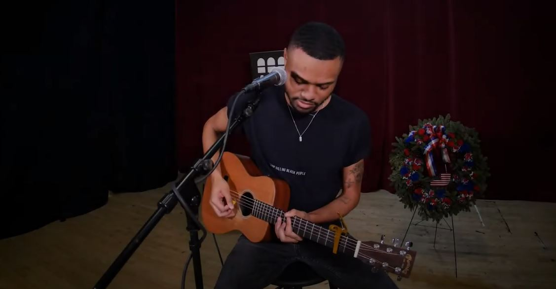 """VIDEO: The Age Performs """"Falling In Love Is A Dangerous Thing"""" Live at Albany Barn"""