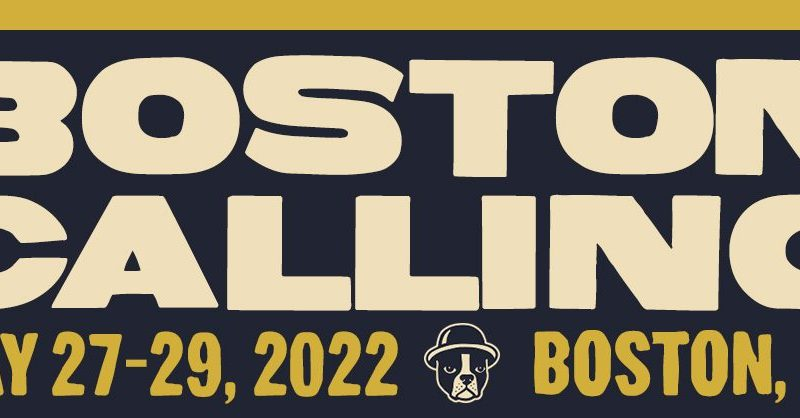 Boston Calling Set for 2022 with Rage Against the Machine, Foo Fighters