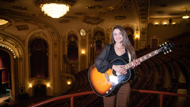 "VIDEO: Canella performs ""See-Through Shirt"" at the Palace Theatre in Albany, NY"