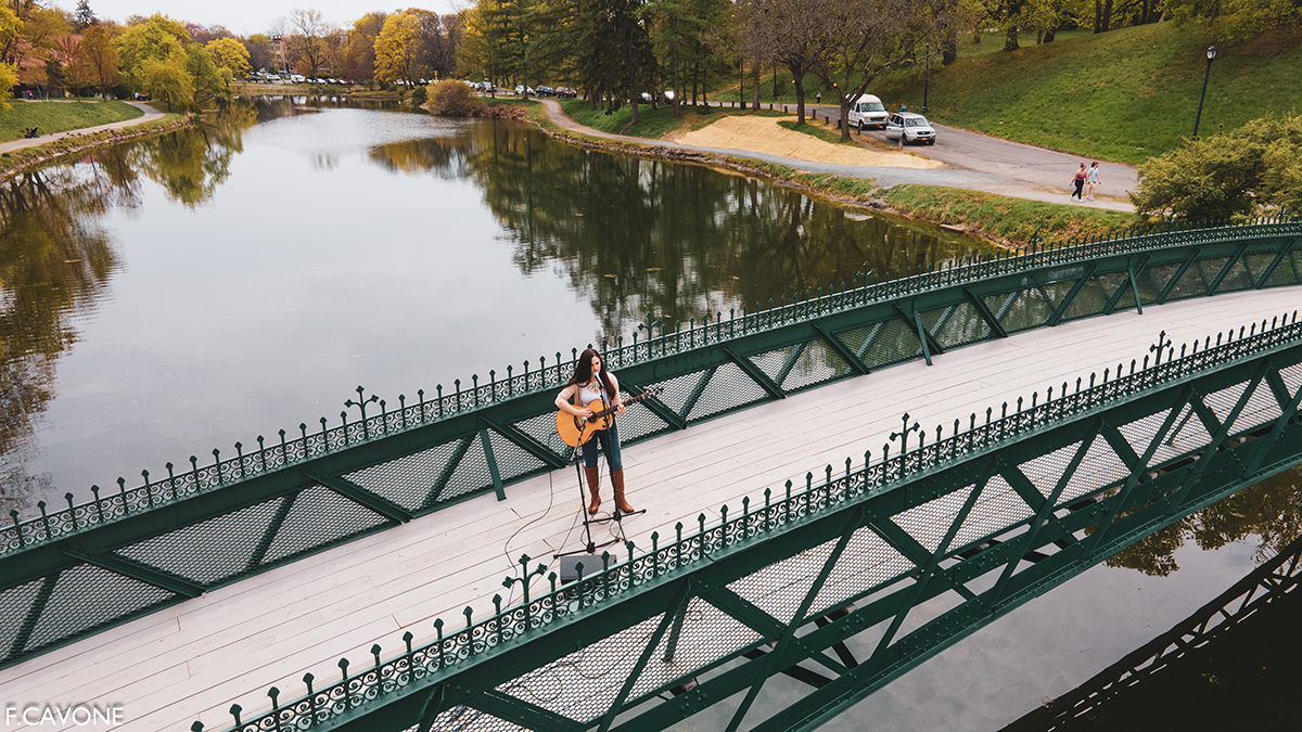 "VIDEO: Girl Blue Performs ""Strangers"" at Washington Park in Albany, NY"