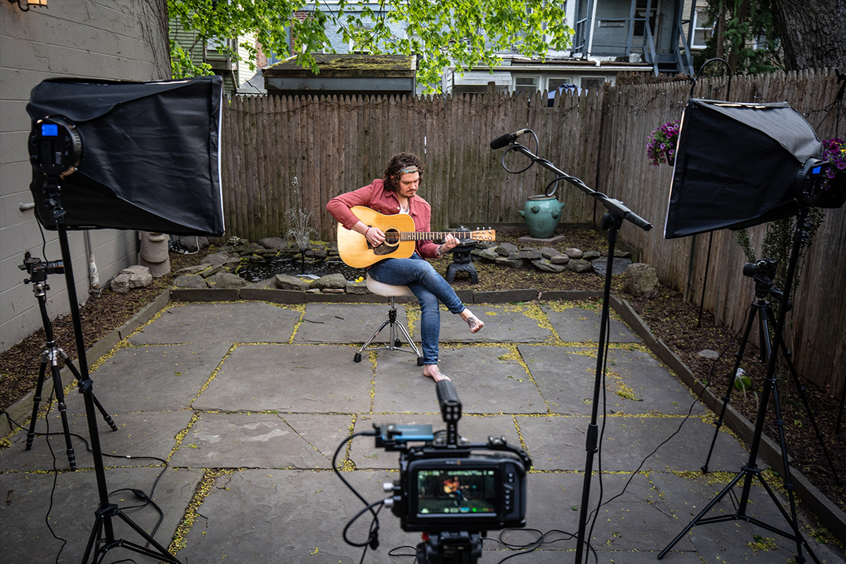 VIDEO: Courtyard Sessions EP. 2 | J. Lee White