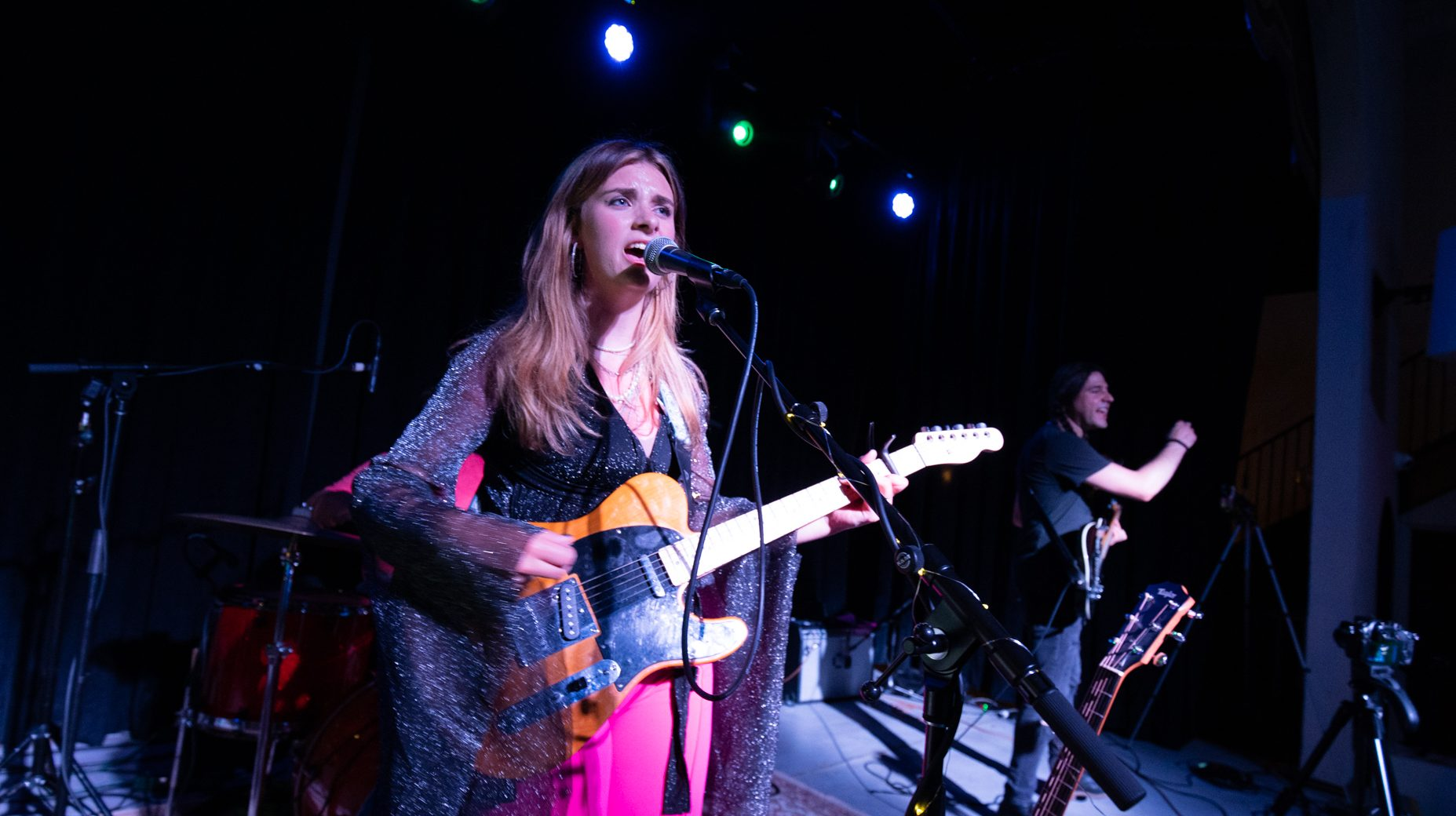 GALLERY: Sydney Worthley Performs Two Rocking Sets at Lark Hall in Albany, NY