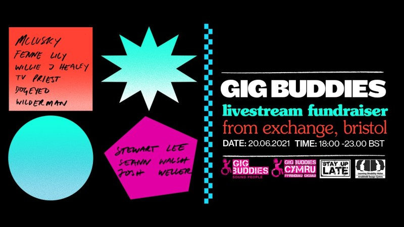 Win Merch From Radiohead, Florence and The Machine and More in Gig Buddies Charity Raffle