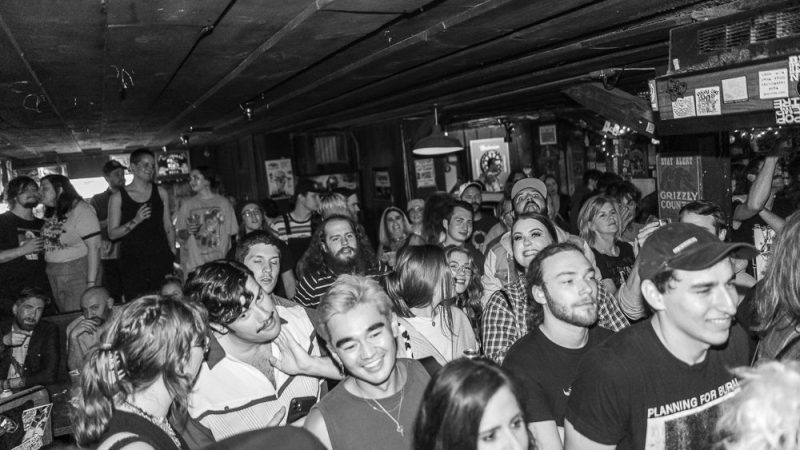 Super Dark Collective Hosts Super Dark Monday Back at Desperate Annie's In Over a Year and a Half