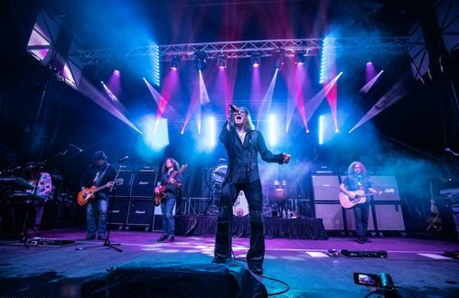 GALLERY: Get The Led Out Perfectly Performs Led Zeppelin Classics at the LGD50 Concert Series in Lake George, NY
