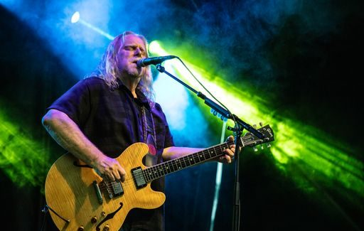 Warren Haynes Kicks off 4th of July Celebration at the LGD50 Concert Series in Lake George, NY